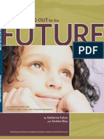 The Future of Philanthropy - Katherine Fulton Andrew Blau - Monitor Group 2005