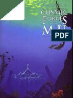 Cosmic Forces of Mu - Vol 1 - Churchward - 1934