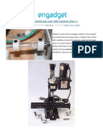 (eBook) - Diy - How to Build Your Own Cnc Machine - O'Brien