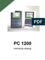 CYBELEC 1200 Instrukcja Obsługi - PL