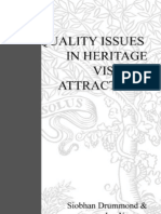 Quality Issues in Heritage Visitor Attra - Ian Yeoman
