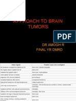 Brain Tumor Amogh