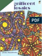 Coloring Book_Magnificent Mosaics