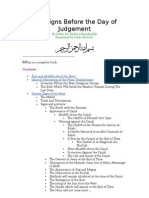 Ibn Kathir - The Signs Before the Day of Judgement