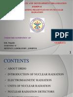 Presentation on Nuclear Radiation Measurement