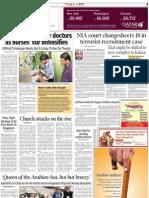 Kashmiri Citizens visit Kerala