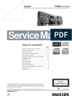 Philips FW M15