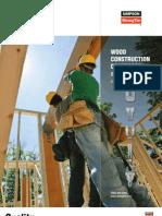 Simpson Strong-Tie - Wood Construction Connectors - 2011