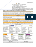 IDFC Bonds Public Issue Prospectus Tranche2