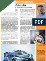 Rally WRC Bericht Februar 2012