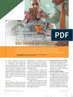 Copie PDF - Assurer la pérennité d'une entreprise (équipe de direction)