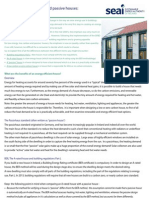 Low Energy, Low Carbon and Passive Houses Consumer Guide
