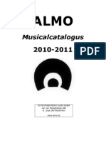 Musical Catalogus 2011-2012