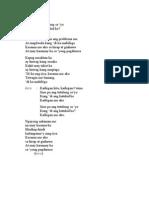Kaibigan (Lyrics)