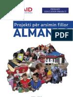 Projekti për arsimin fillor - Almanac