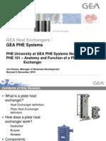 GEA - PHE101