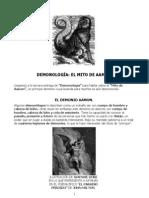 Demonología. El mito de Aamon