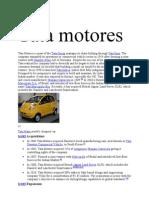 Tata Motores