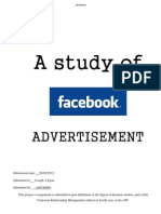 Facebook Advertisement CRM Report(Beta version)