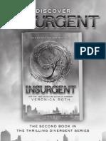 Insurgent Excerpt
