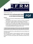 CFRM Balochistan