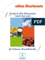 Sodium Bicarbonate house Brochure En