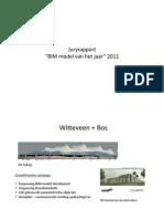 Jury Rapport Model 2011