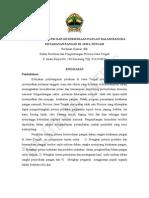 3 Penelitian Potensi Dan Ketersediaan Pangan Dalam Rangka Ketahanan Pangan Jan23