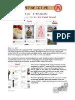 Noah Mallin - Piquing Marketers' P-Interests