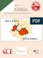 Informe Final al CGE - Finca Eólica