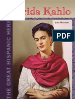 Frida Kahlo Great Hispanic Heritage