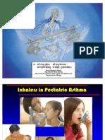 Inhalers in Pediatric Asthma