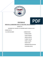 Pdcm Report