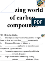 AMAZING WORLD OF CARBON