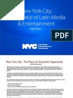 NYC Hispanic Factbook (NYC) 2011