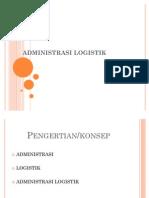 Administrasi Logistik Kuliah i