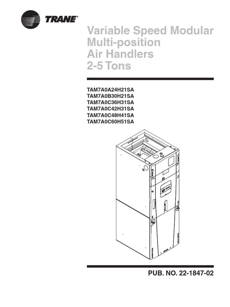 Trane Manual A C 6209 Attic Hvac Air Conditioning Hard Start Kit Wiring Diagram