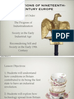 22 Foundations of Nineteenth-Century Europe