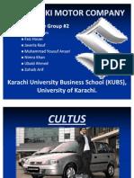 SUZUKI Marketing