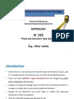 Metrology ch 3