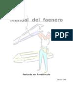 53262782 Manual Del Faena Copy