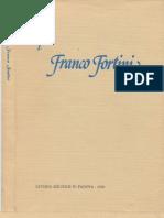 Per Franco Fortini. Contributi e testimonianze sulla sua poesia