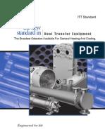 Heat Ex Changer Model Selection Type