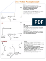 2010 Vertical Passing Concepts