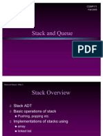 Stack Queue