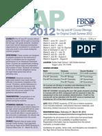 Summer AP Flyer 2012v3