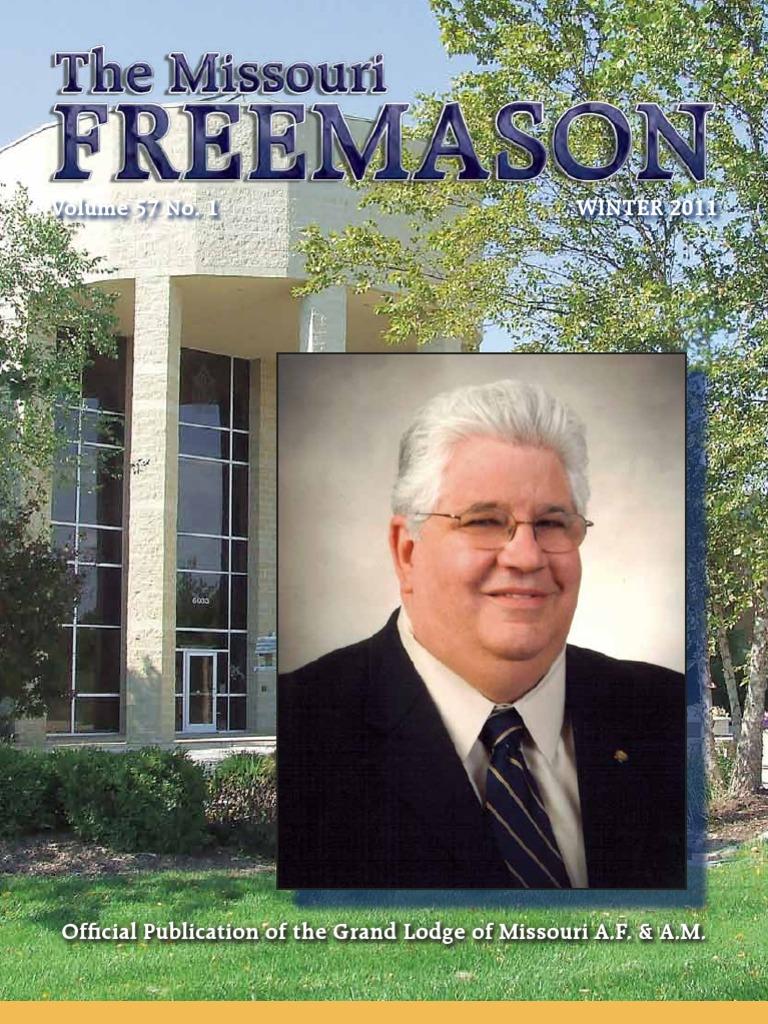 Missouri Freemason Magazine | Freemasonry | Masonic Lodge
