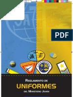 Manual de uniforme de conquistadores actualizado en español