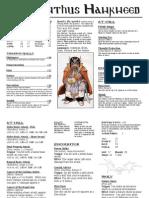 Amaranthus Hawkweed, Pixie Ranger