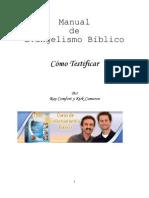 Manual de Evangelismo Biblico